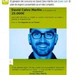 Una buena idea no tiene precio, pero 25.000€ no vienen nada mal