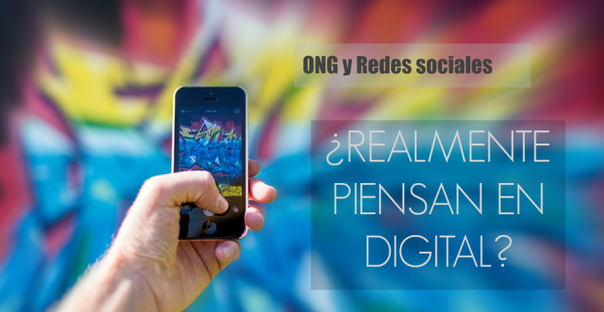 ONG, redes sociales, estrategia digital, tercer sector, comunicación