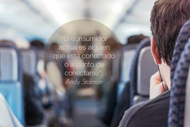 consumidor, online, social media