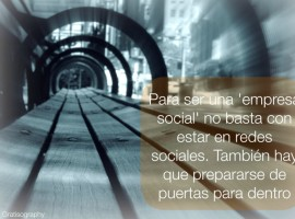 empresa social, redes sociales, web 2.0