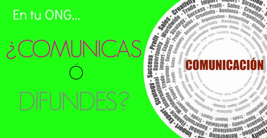 comunicación, ONG, sector social, estrategia digital